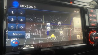 2018 Nissan Qashqai J11 MY18 ST-L Blue Continuous Variable Wagon
