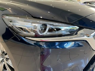 2021 Mazda 6 GL1033 Atenza SKYACTIV-Drive Blue 6 Speed Sports Automatic Sedan.