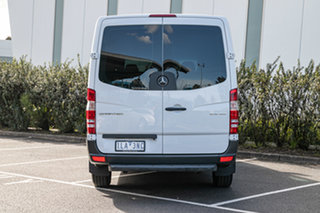 2017 Mercedes-Benz Sprinter NCV3 313CDI Low Roof MWB 7G-Tronic Arctic White 7 Speed Sports Automatic