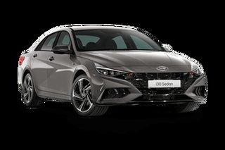 2021 Hyundai i30 CN7.V1 MY21 N Line D-CT Special Edition Fluid Metal 7 Speed
