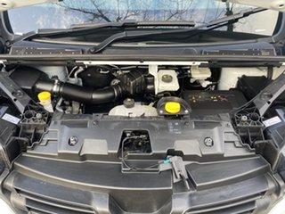 2016 Renault Trafic X82 66KW Low Roof SWB White 6 Speed Manual Van.