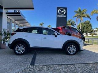2021 Mazda CX-3 Maxx Sport White 6 Speed Automatic Wagon