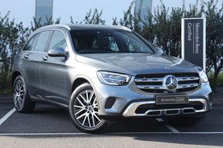 2020 Mercedes-Benz GLC-Class X253 800+050MY GLC200 9G-Tronic Selenite Grey 9 Speed Sports Automatic.