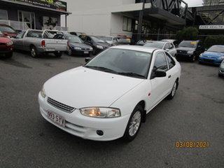 2003 Mitsubishi Lancer CE GLi White 5 Speed Manual Coupe.
