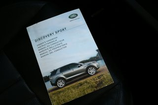 2016 Land Rover Discovery Sport LC MY16 HSE Black 9 Speed Automatic Wagon