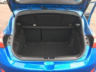 2016 Hyundai i30 GD4 Series II Active Blue Sports Automatic Dual Clutch