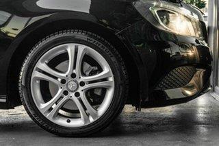 2014 Mercedes-Benz A-Class W176 A180 D-CT Black 7 Speed Sports Automatic Dual Clutch Hatchback