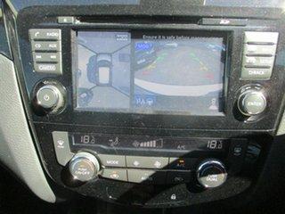 2017 Nissan Qashqai J11 TI White Continuous Variable Wagon