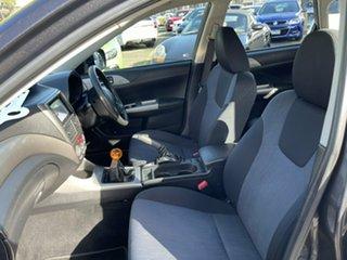 2009 Subaru Impreza G3 MY09 R AWD Grey 5 Speed Manual Hatchback