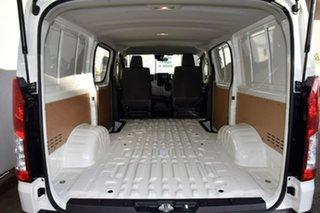 2021 Toyota HiAce GDH300R LWB White 6 Speed Sports Automatic Van