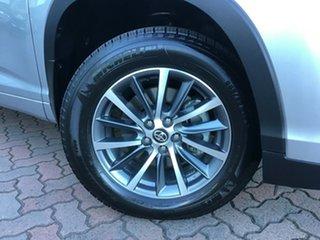 2019 Toyota Kluger GSU50R GXL 2WD Silver 8 Speed Sports Automatic SUV.