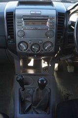 2010 Ford Ranger PK XL Crew Cab Grey 5 Speed Manual Utility
