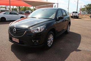 2016 Mazda CX-5 KE1072 Maxx SKYACTIV-Drive Sport Black 6 Speed Automatic Wagon.