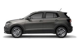 2020 Volkswagen T-Cross Style Limestone Grey Semi Auto SUV