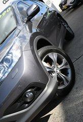 2014 Honda CR-V RM MY15 VTi-L 4WD Grey 5 Speed Sports Automatic Wagon.