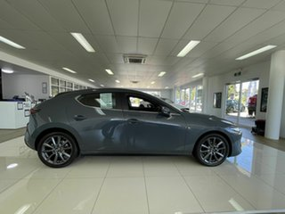 2021 Mazda 3 N G20 Evolve Grey 6 Speed Automatic Hatchback