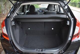 2015 Honda Jazz GF MY15 VTi Black 1 Speed Constant Variable Hatchback