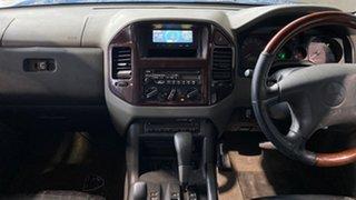 2000 Mitsubishi Pajero NM GLS Blue 5 Speed Sports Automatic Wagon