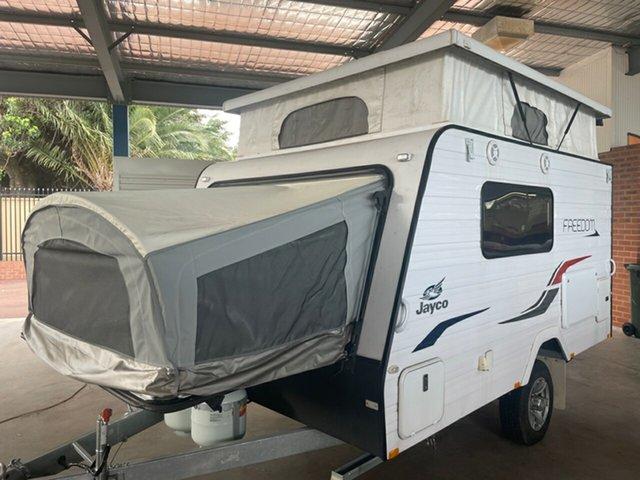 Used Jayco Freedom St James, 2018 Jayco Freedom Caravan