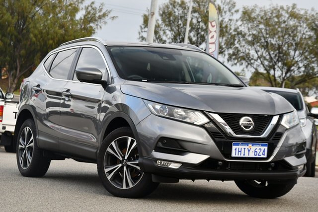 Used Nissan Qashqai J11 Series 3 MY20 ST-L X-tronic Clarkson, 2020 Nissan Qashqai J11 Series 3 MY20 ST-L X-tronic Grey 1 Speed Constant Variable Wagon