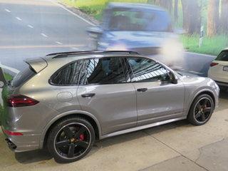 2017 Porsche Cayenne Series 2 MY17 GTS Grey 8 Speed Automatic Tiptronic Wagon