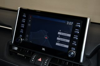 2019 Toyota RAV4 Axah54R Cruiser eFour Black 6 Speed Constant Variable Wagon Hybrid