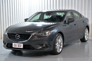 2013 Mazda 6 6C Atenza Grey 6 Speed Automatic Sedan.