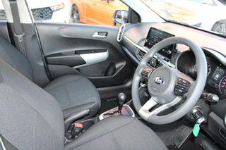 2021 Kia Picanto JA MY21 S Sparkling Silver 4 Speed Automatic Hatchback