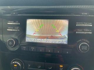2015 Nissan X-Trail T32 TS 4WD White 6 Speed Manual Wagon