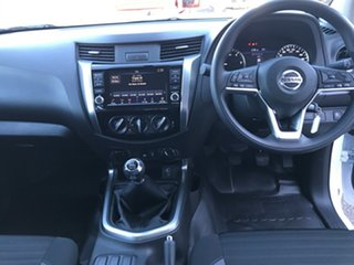 2021 Nissan Navara D23 MY21 SL 4x2 White 6 Speed Manual Cab Chassis