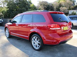 2014 Dodge Journey JC MY14 R/T Red 6 Speed Automatic Wagon