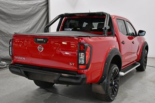 2018 Nissan Navara D23 S3 ST Red 7 Speed Sports Automatic Utility