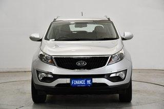 2015 Kia Sportage QL MY16 Si 2WD Machine Silver 6 Speed Sports Automatic Wagon.
