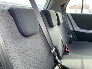 2008 Toyota Yaris NCP90R MY09 YR Silver 5 Speed Manual Hatchback