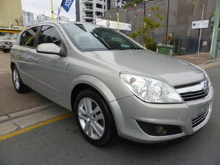 2007 Holden Astra AH MY07 CDTi Gold 6 Speed Automatic Hatchback.