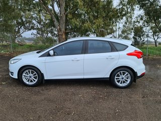 2017 Ford Focus LZ Trend White 6 Speed Automatic Hatchback
