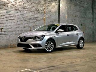 2016 Renault Megane BFB Zen EDC Silver 7 Speed Sports Automatic Dual Clutch Hatchback.