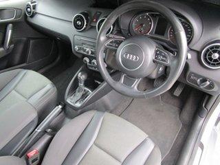 2018 Audi A1 8X MY18 Sport Sportback S Tronic Silver 7 Speed Sports Automatic Dual Clutch Hatchback