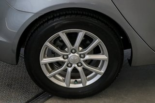 2015 Mitsubishi Lancer CJ MY15 LS Silver 6 Speed Constant Variable Sedan
