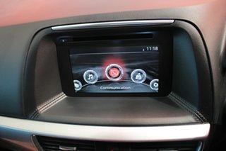 2016 Mazda CX-5 KE1072 Maxx SKYACTIV-Drive Sport Black 6 Speed Automatic Wagon