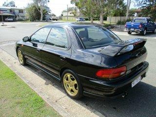 2000 Subaru Impreza N MY00 WRX AWD Special Edition Black 4 Speed Automatic Sedan