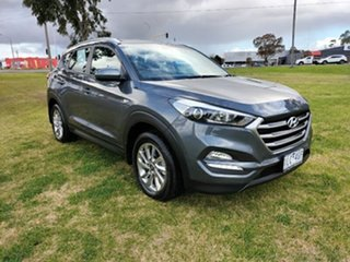 2017 Hyundai Tucson TL2 MY18 Active 2WD Pepper Gray 6 Speed Sports Automatic Wagon.