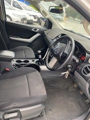 2015 Mazda BT-50 UP0YF1 XTR White 6 Speed Manual Utility.