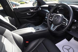 2020 Mercedes-Benz GLC-Class X253 800+050MY GLC200 9G-Tronic Polar White 9 Speed Sports Automatic.