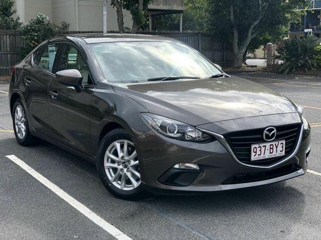 Used Mazda 3 BM5276 Touring SKYACTIV-MT Chermside, 2014 Mazda 3 BM5276 Touring SKYACTIV-MT Bronze 6 Speed Manual Sedan