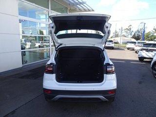 2020 Volkswagen T-Cross C1 MY21 85TSI DSG FWD Life Pure White 7 Speed Automatic Wagon