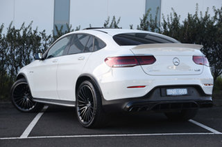 2020 Mercedes-Benz GLC-Class C253 800+050MY GLC63 AMG Coupe SPEEDSHIFT MCT 4MATIC+ S Polar White.