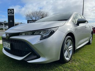 2019 Toyota Corolla Mzea12R Ascent Sport Silver 10 Speed Constant Variable Hatchback.