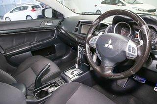 2016 Mitsubishi Lancer CF MY16 GSR Silver 6 Speed Constant Variable Sedan