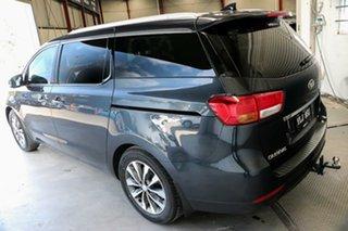 2016 Kia Carnival YP MY16 SLi Blue 6 Speed Sports Automatic Wagon